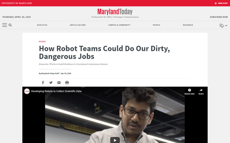 How robot teams could do our dirty, dangerous jobs