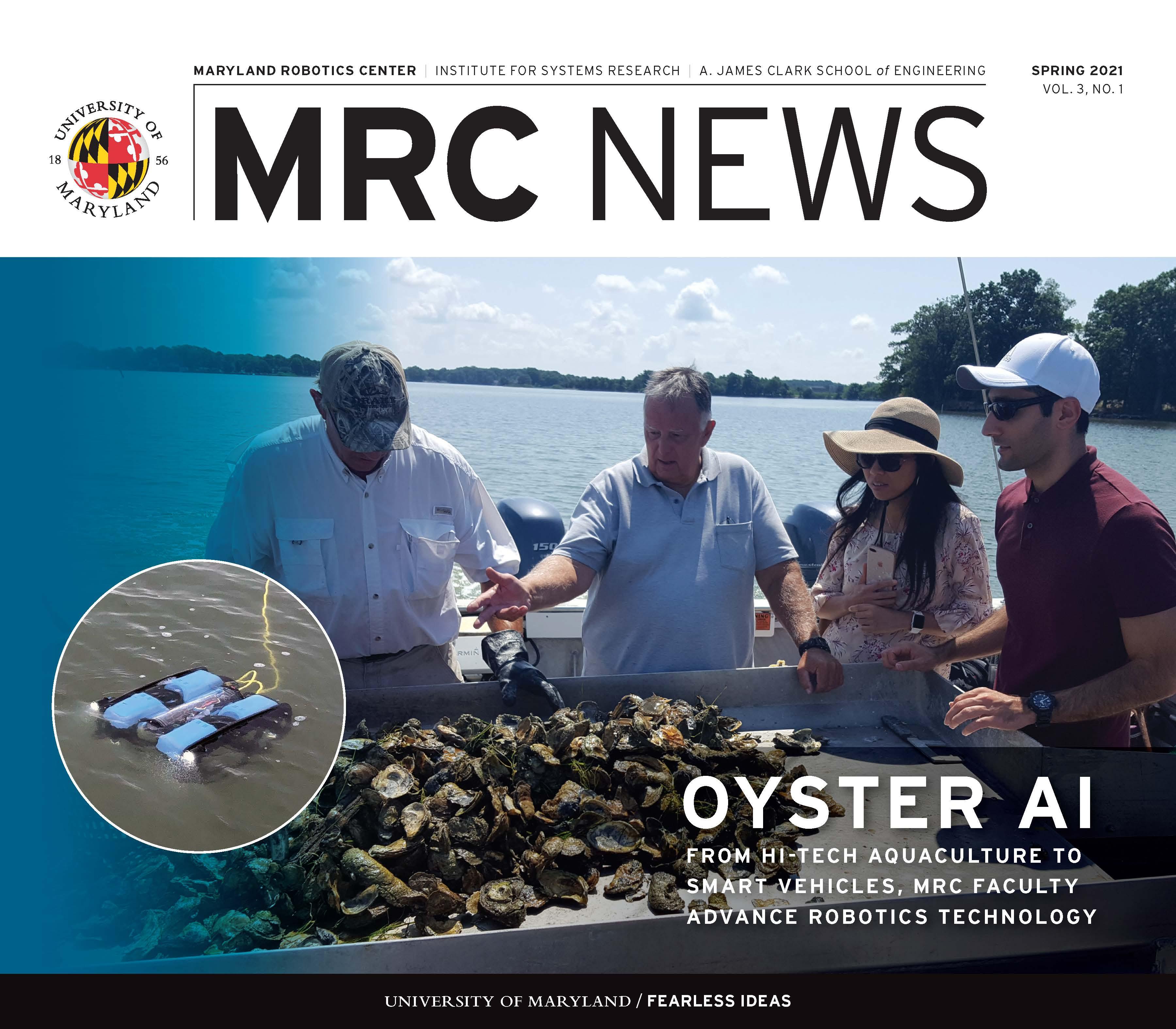 MRC News Spring 2021